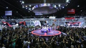 """BANGKOK INTERNATIONAL AUTO SALON 2018 ประกาศกำหนดจัดงานครั้งที่ 6 ระหว่าง 27 มิถุนายน – 1 กรกฎาคม 2561 เทศกาลจำหน่ายรถยนต์, อุปกรณ์แต่ง """"ออโต มิดเยียร์เซลล์"""" """"คัสตอมคาร์"""" คัดสรรค์พิเศษ ความบันเทิงเต็มรูปแบบโชว์ล้นงาน"""