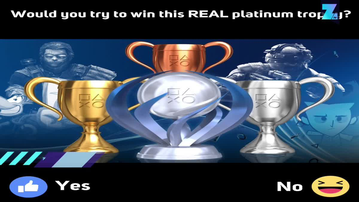 Real platinum for real gamers