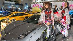 เก็บตก พริตตี้ สาวญี่ปุ่นจากงาน Tokyo Auto Salon 2017 ที่ผ่านมา