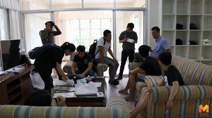 ตำรวจไทย-จีนบุกทลาย 'แก๊งไพ่เต๋อโจว' ออนไลน์ข้ามชาติ