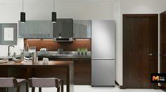 ซัมซุงเปิดตัวตู้เย็น Bottom Mounted Freezer ครั้งแรกในโลกกับเทคโนโลยี Optimal Fresh Zone