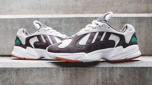 Solebox ปล่อยสนีกเกอร์ที่ทำงานร่วมกับ adidas Originals ในรุ่น Yung-1