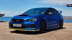 เตรียมเปิดตัว Subaru WRX STi 2019 รุ่น Diamond Edition ที่แอฟริกาใต้