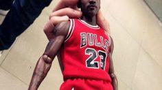 Enterbay ผลิตแล้ว!! ไมเคิล จอร์แดน ตำนานจ้าวเวหา แห่ง NBA