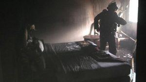 ไฟไหม้โรงแรม 4 ชั้น กลางเมืองพัทยา โชคดีไร้เจ็บตาย
