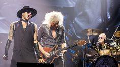พลังร็อคกึกก้อง! Queen + Adam Lambert On Tour 2016