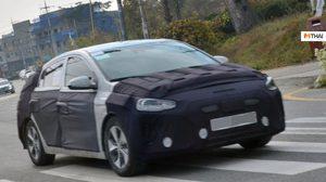 หลุดภาพ! Hyundai Ioniq 2019 รุ่นปรับโฉม Facelift ขณะออกวิ่งทดสอบสมรรถนะในเกาหลี