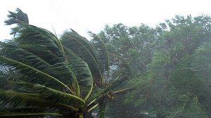 อุตุฯ เตือนทั่วไทยระวังพายุฤดูร้อน 1-3 เม.ย.นี้