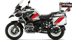 ฺBMW Motorrad  ออกกราฟิกลายใหม่บนมอเตอร์ไซด์รุ่น GS