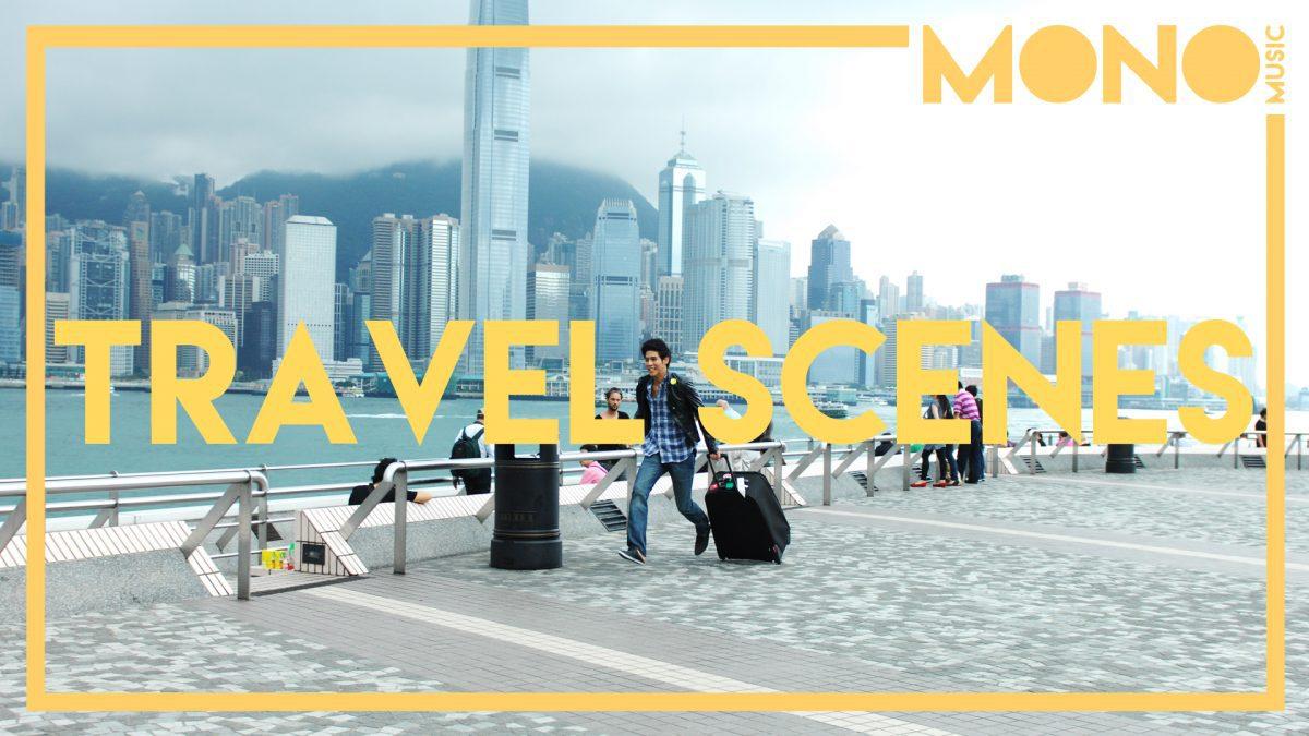 MONO MUSIC: Travel Scenes รวมฉากสถานที่ท่องเที่ยว