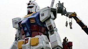 Gundam ขนาด 1/1 จะกลับมาอีกครั้ง!