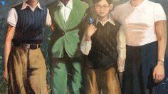 """แชะภาพ 6 สตรีทอาร์ต (Street Art) สุดประทับใจ """"ภาพวาดพระบรมสาทิสลักษณ์ในหลวงร.9"""""""