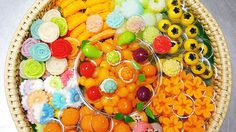 Know 13 of Wonderful Traditional Thai Sweets You Might Love them