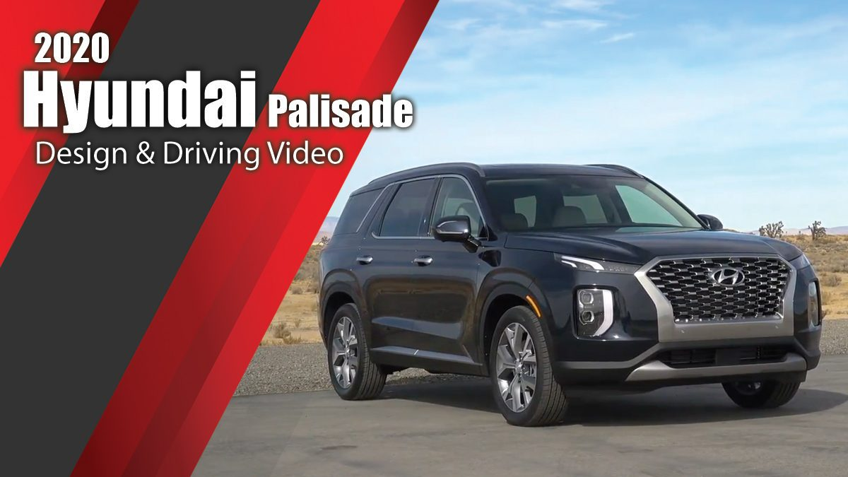 2020 Hyundai Palisade - Design & Driving Video