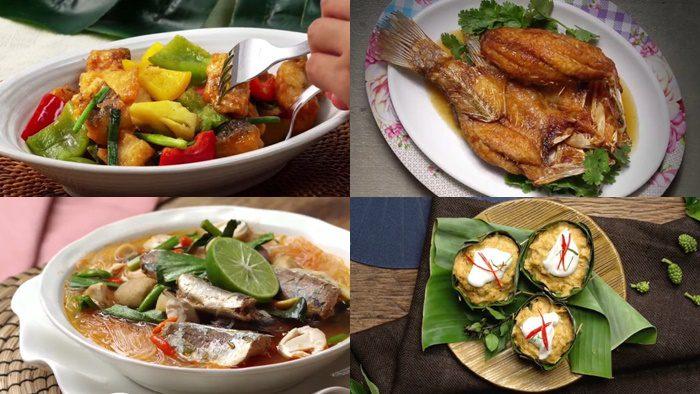 7 สูตรเมนูปลา เมนูกับข้าวจากปลา อร่อยและทำง่าย
