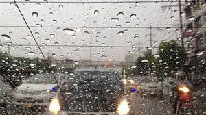 อุตุฯ เผย ทั่วไทยมีฝนฟ้าคะนองบางพื้นที่ในระยะนี้