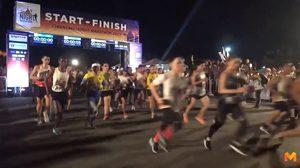 นักวิ่งนับพันวิ่งมาราธอนท่ามกลางฝุ่น PM 2.5 สูงถึง 221 ไมโครกรัม