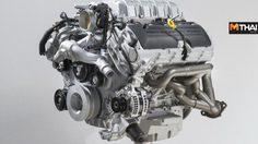 Ford โชว์เครื่องยนต์ใหม่สำหรับ Mustang Shelby GT500 กำลัง 760 แรงม้า