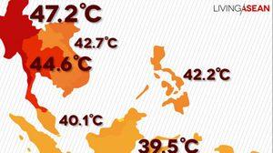 ไทยไม่ได้ร้อนที่สุด ! เผยสถิติประเทศที่อากาศร้อนที่สุดในอาเซียน ?