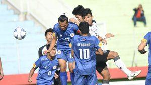 'กรวิชญ์' แฮตทริก! ช้างศึก U19 ไล่ถล่ม ฟิลิปปินส์ ขาดลอย 5-0