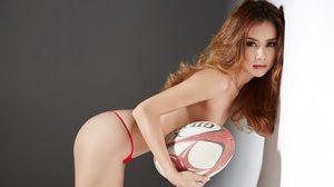 ปูเป้ ทัศน์วรรณ Playboy ลุคเซ็กซี่เผ็ดร้อนในแบบสปอร์ตเกิร์ล
