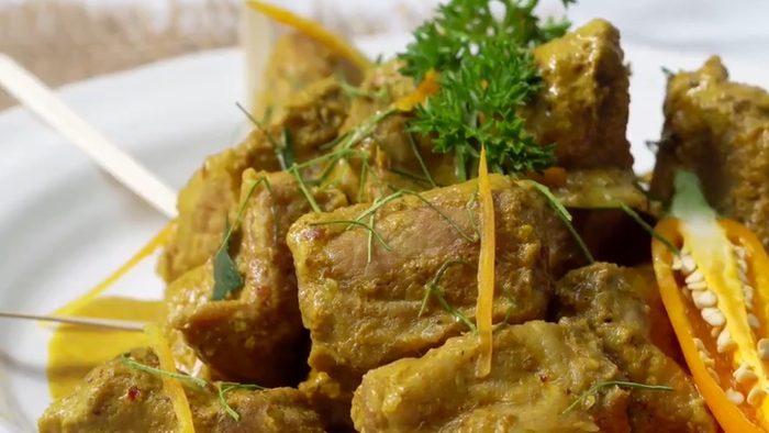 วิธีทำ แกงคั่วกระดูกหมู เมนูอร่อย ทานกับข้าวสวยร้อนๆ