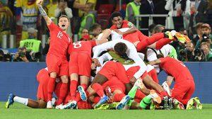 ทุกอย่างเป็นใจ! อังกฤษขยับอันดับรั้งเต็งสองบราซิลยังเบอร์หนึ่งแชมป์โลก