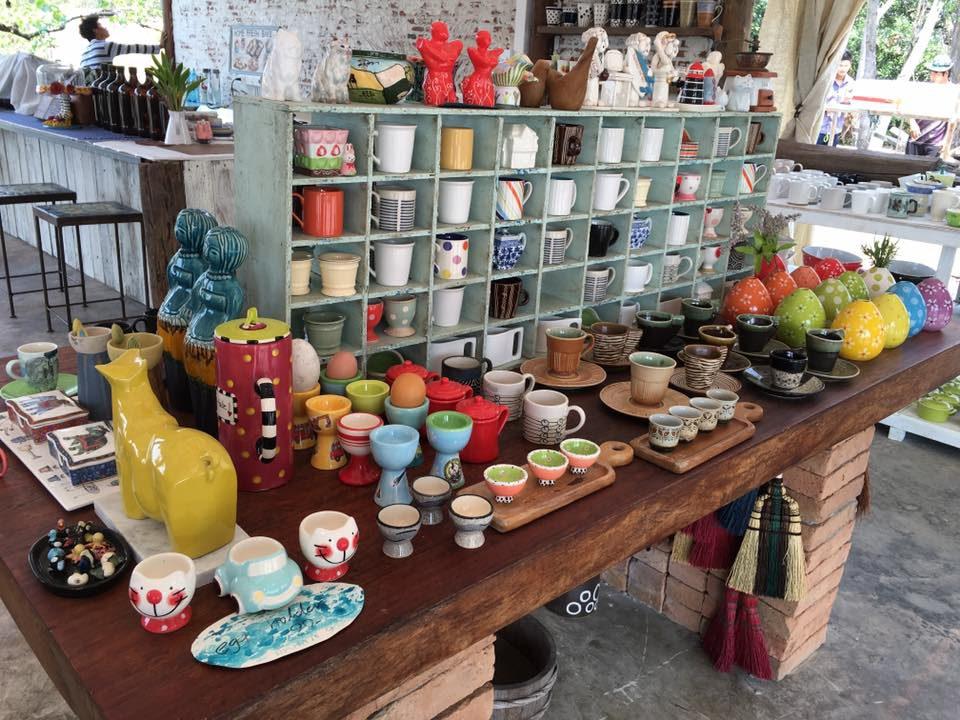 Ceramic Coffee BySailom Bangpu