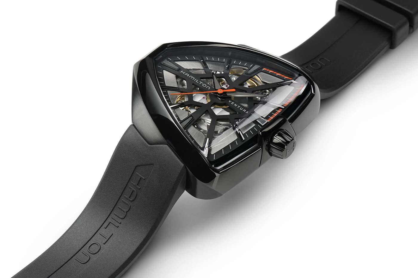นาฬิกา Ventura Skeleton