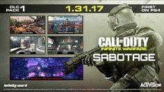 Call of Duty: Infinite Warfare กับแมพซอมบี้ใหม่ ปล่อย 31 มกรา 17