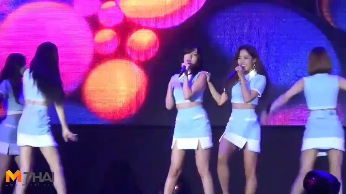 Apink แจกความสดใสในงาน 2017 Apink Asia Tour [Pink UP] in Bangkok