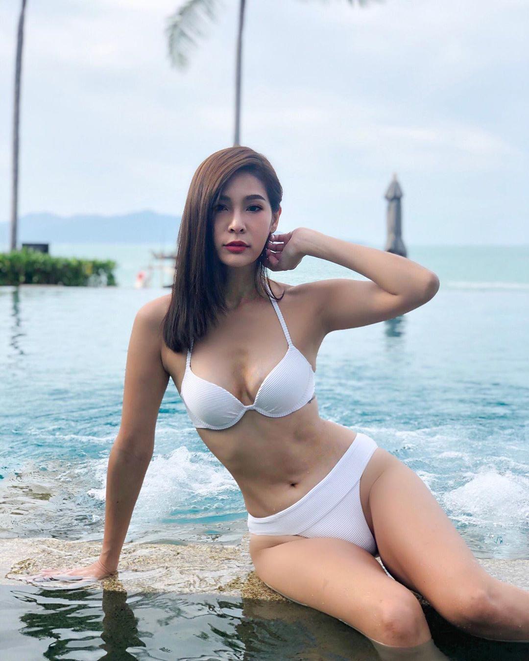 เซ็กซี่, นางแบบ, สาวสวย, น่ารัก, บิกินี่, ชุดว่ายน้ำ