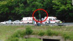 ลือสนั่น ! ภาพติดวิญญาณออกจากร่าง ใกล้จุดเกิดอุบัติเหตุในสหรัฐฯ