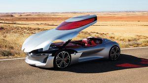 อลังการมากสำหรับรถต้นแบบไฟฟ้า Renault Trezor แถมยังได้รับรางวัลอีกต่างหาก สวยแค่ไหน ต้องดู
