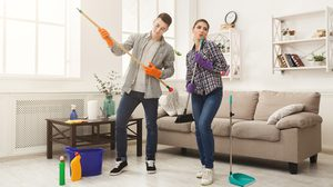 3 ทริคง่ายๆ ช่วยให้การ ทำความสะอาด บ้านนั้นง่ายยิ่งขึ้น