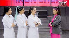 เชฟธีน่า-เชฟแก้ว-เชฟบูม 3 เชฟสุดแกร่งจับมือ ท้าประลอง เชฟไก่ เชฟกระทะเหล็กประเทศไทย