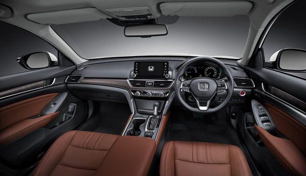 Honda Accord eHEV TECH