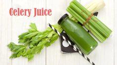 Celery Juice หรือ น้ำขึ้นฉ่ายฝรั่ง