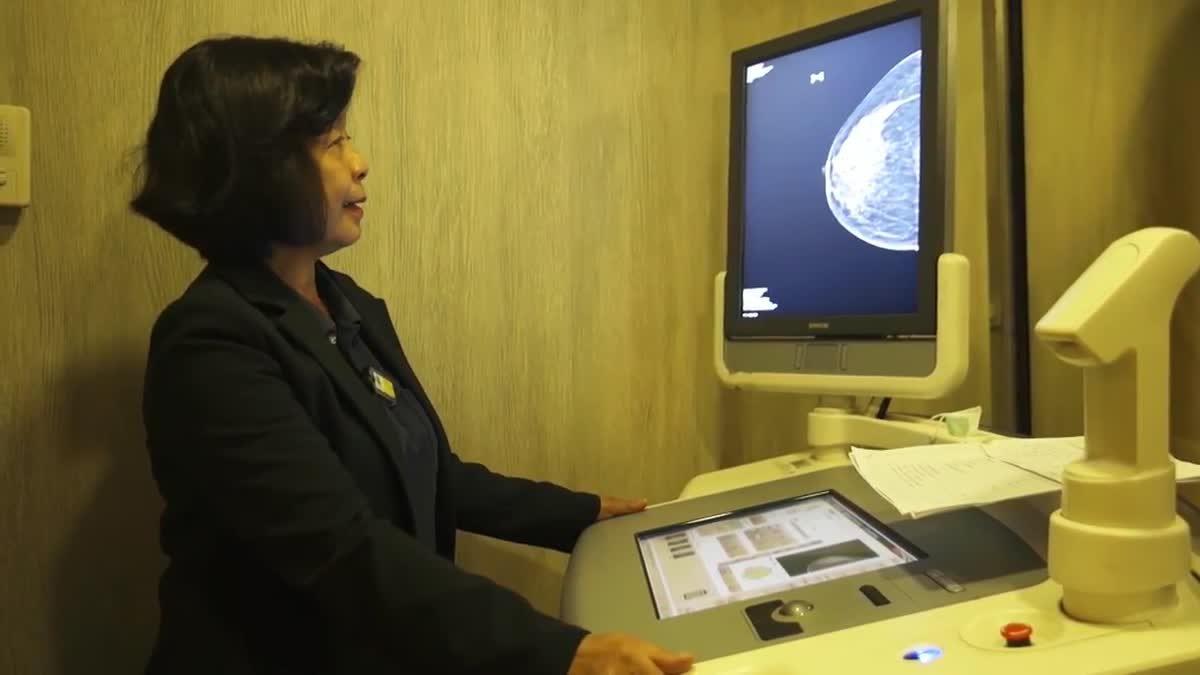 ตอนที่ 6 แพทย์เคลื่อนที่ เพื่อสตรีด้อยโอกาส