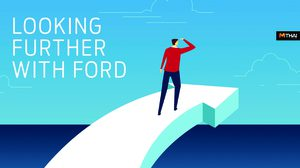 Looking Further with Ford พลังของการเปลี่ยนแปลงที่มีต่อโลกและพฤติกรรม