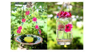 สร้างสวนในฝัน ด้วย D.I.Y. ล่อผีเสื้อ ช่วยผสมเกสรดอกไม้