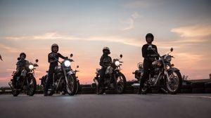 Royal Enfield ชวนผู้หญิงเรียนรู้การขับขี่มอเตอร์ไซค์ กับกิจกรรม Girls Day Out ผู้หญิงก็ซิ่งได้ ปี 2
