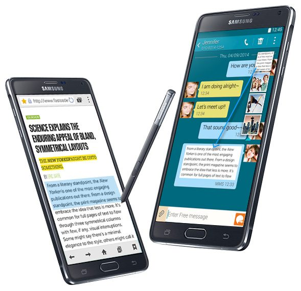 Samsung Galaxy Note 4 เริ่มทดสอบ Cpu ตัวใหม่ที่แรงกว่าเดิม!