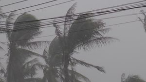 อุตุเตือน พายุ 'ไคตั๊ก' กระทบภาคใต้ของไทยถึงวันที่ 25 ธ.ค.