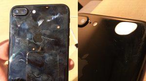 เละ!! ลองใช้ iPhone 7 Plus สี Jet Black โดยไม่ใส่เคสเป็นเวลาสามเดือน