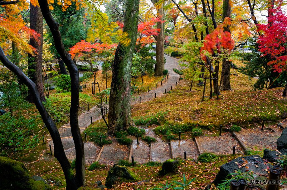สวนเคนโระคุ (Kenrokuen) สถานที่ ชมใบไม้เปลี่ยนสีที่ญี่ปุ่น