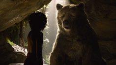 ตื่นมาเจอหมี! ครั้งแรกของเมาคลีที่พบหมีบาลูในคลิปล่าสุด The Jungle Book