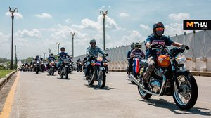 Royal Enfield จัดกิจกรรม One Ride สาวก Royal Enfield ขับขี่พร้อมกันทั่วโลก