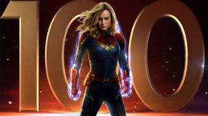 นับถอยหลัง 100 วัน หนัง Captain Marvel เข้าฉาย