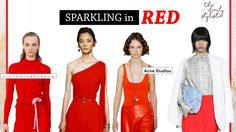เสื้อผ้าสีแดง TOP SUMMER TREND ใหม่ที่น่าสนใจ และผู้หญิงไทยต้องลอง